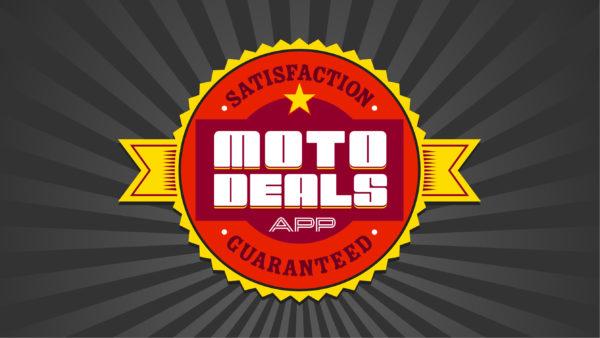 Moto Deals App Logo