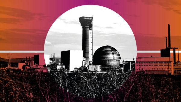 Photo of Sellafield site