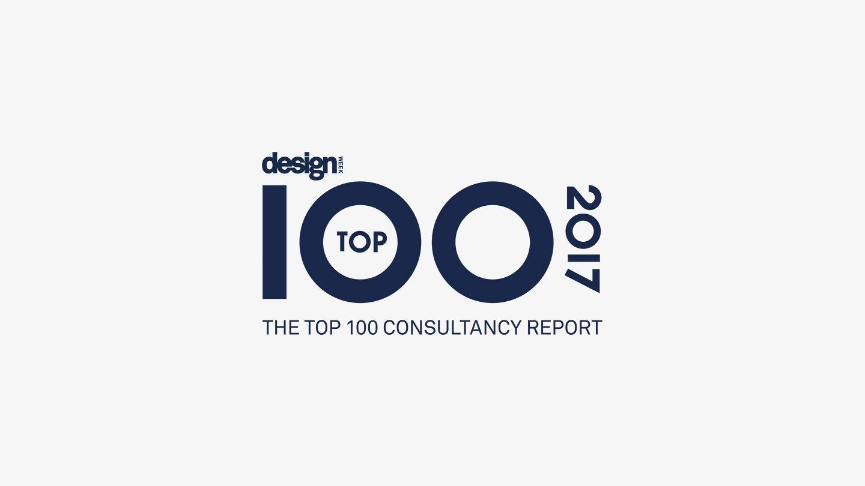 Design Week Top 100 2017