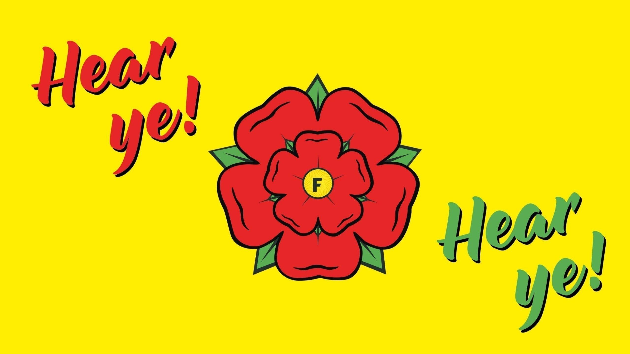 Lancashire Day graphic