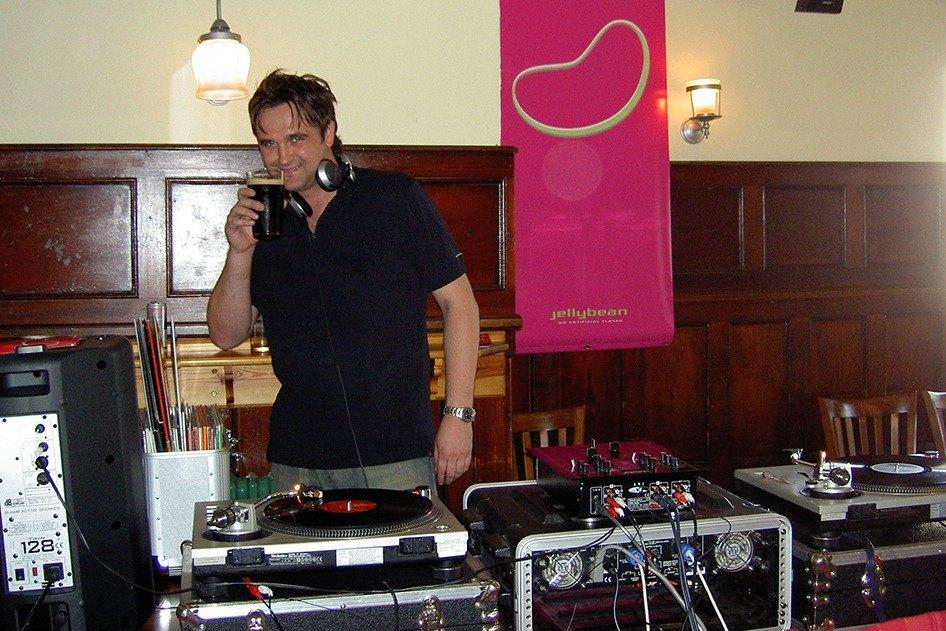 Steve as DJ (3)