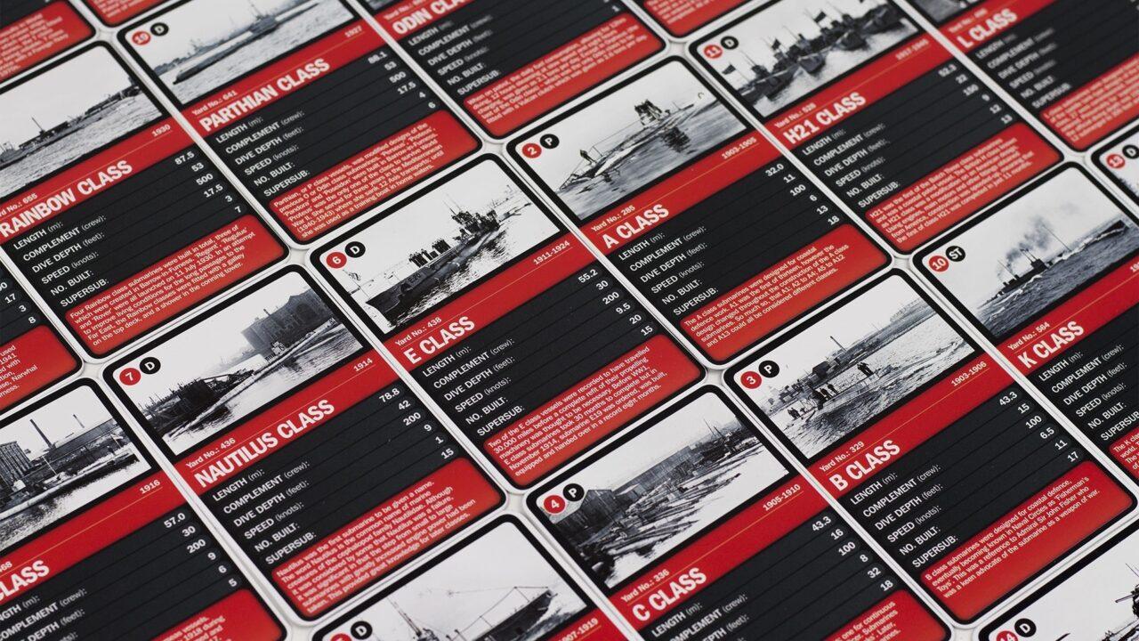 Submarine Cards